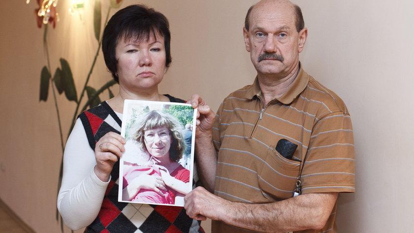 Katowice. Zatrzymanie policjanta Marka G. męża zaginionej Anny Garskiej