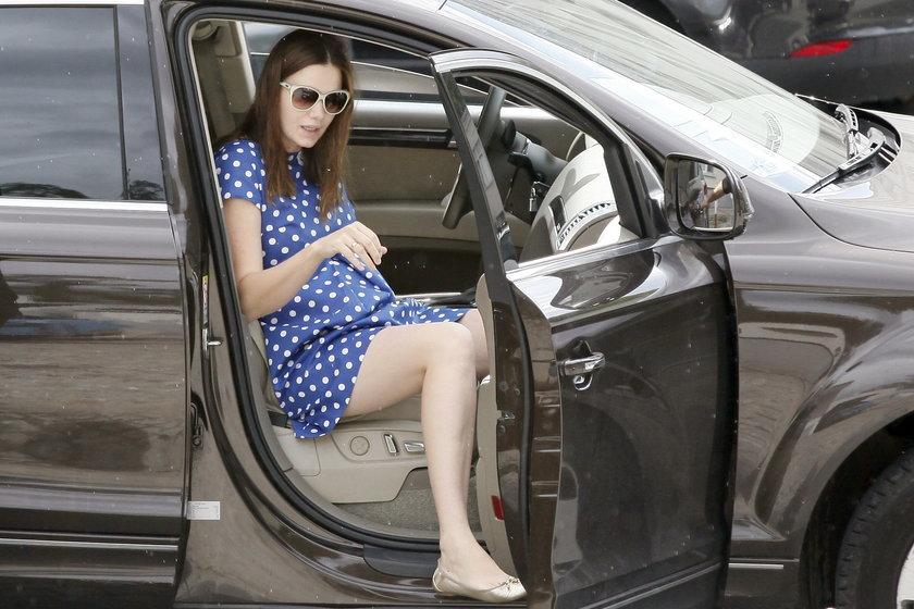 Karolina Malinowska po porodzie