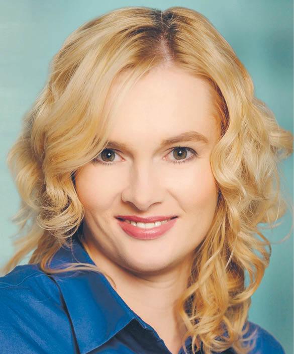 dr Magdalena Zwolińska adwokat i partner w kancelarii NGL Wiater