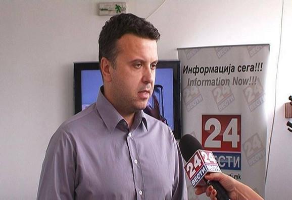 Sead Rizvanović, Makedonija, Vesti 24