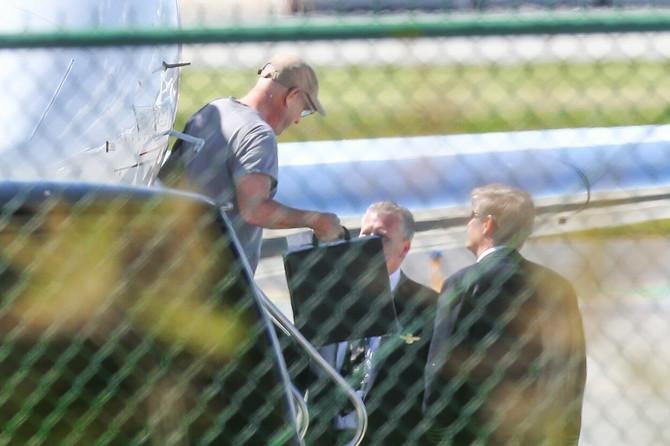 Tom Henks i Rita Vilson vratili su se 27. marta u Ameriku