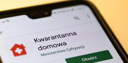 Aplikacja Kwarantanna domowa obowiązkowa dla wszystkich - pytania i odpowiedzi