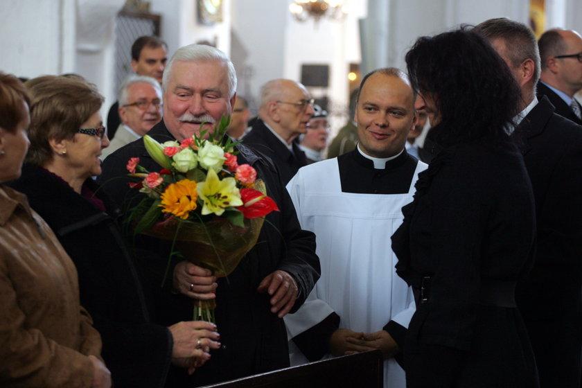 Wałęsa nie wyprawi 71 urodzin