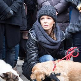 Gwiazdy protestują w obronie zwierząt