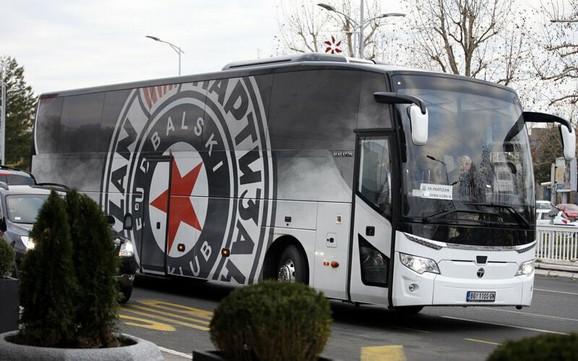 Autobus FK Partizan