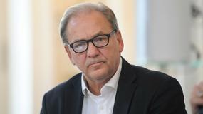 """Dyrektor warszawskich Łazienek o swojej dymisji: """"To jest sprawa polityczna"""""""