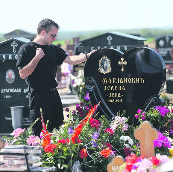 Zoran na Jeleninom grobu koji njegova majka nikada nije posetila
