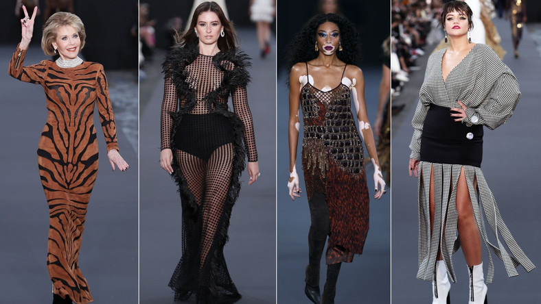 To był bez wątpienia jeden z najciekawszych i najbardziej kobiecych pokazów tegorocznego Fashion Week w Paryżu.