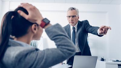 10 najgorszych rzeczy, których szef nie powinien powiedzieć pracownikowi