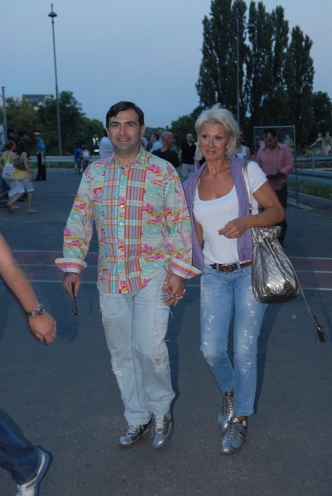 Svetlana i njen drugi muž