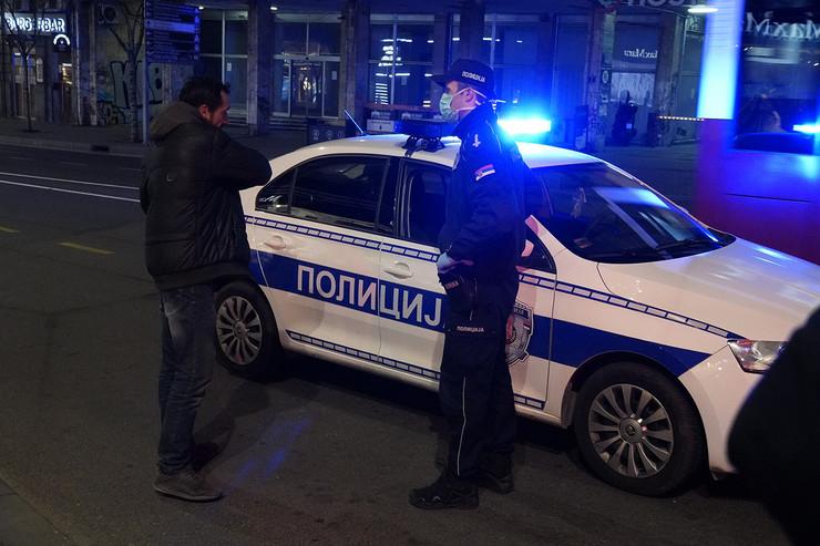 Policijski cas ulice 032 180320 RAS foto Vlada Sporcic