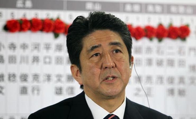 Premijer Japana Šinzo Abe