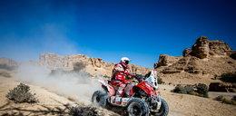 Świetna postawa Polaków na Dakarze. Wypadek Fernando Alonso. FILM