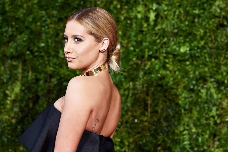 Ashley Tisdale w 2015 roku