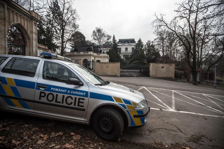 Češka policija EPA MARTIN DIVISEK