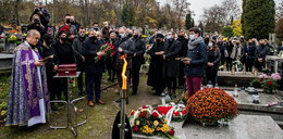 """Poruszające słowa księdza na pogrzebie Dariusza Gnatowskiego: """"Darek już wie, jakie jest niebo!"""""""