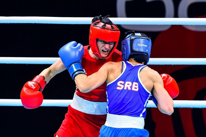 Pięściarka była o krok od zakwalifikowania się na poprzednie, w Rio de Janeiro 2016, ale przegrała decydującą walkę.