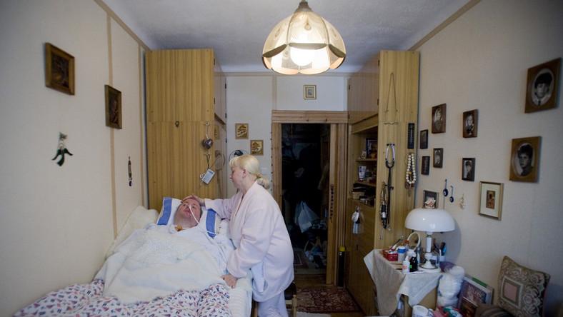 Matka: Chcę eutanazji dla syna
