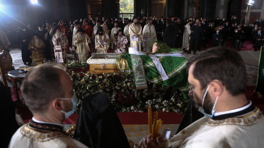 Pogrzeb Ireneusza