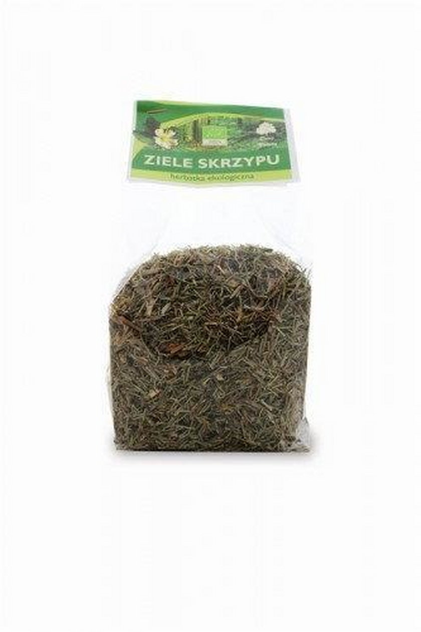 Herbata ziołowa Ziele Skrzypu