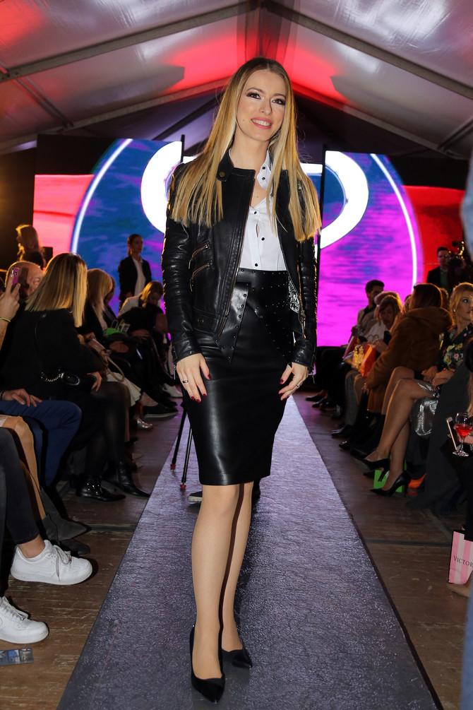 Pun modni pogodak: Danijela Buzurović