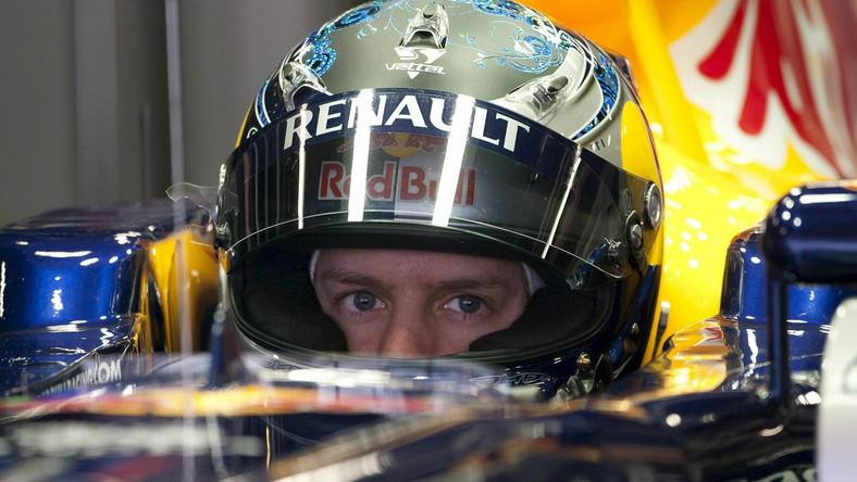Sebastian Vettel podpisał nowy kontrakt
