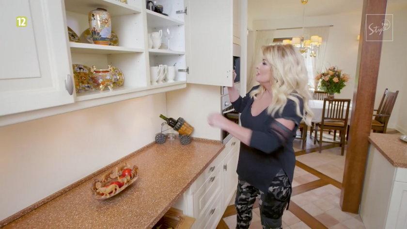 Beata Kozidrak pokazuje swój dom