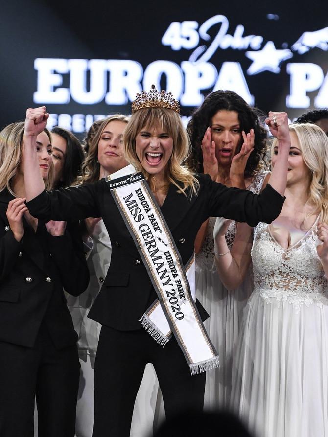 Upozunajte novu Mis Nemačke