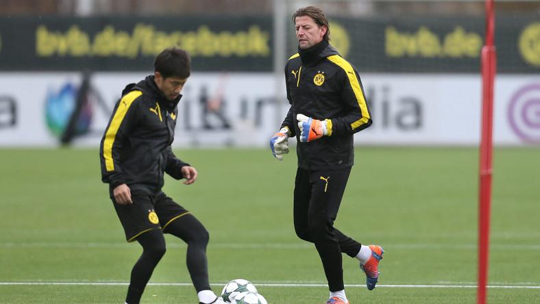 Piłkarze Borussii Dortmund, Roman Weidenfeller i Shinji Kagawa