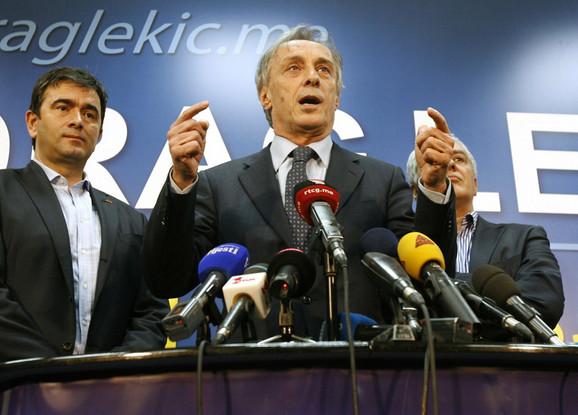 Lekić imao više glasova od Vujanovića u najvećim gradovima