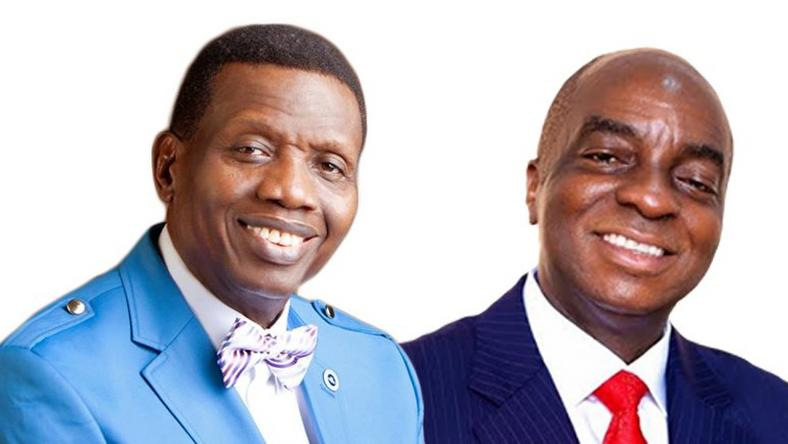 Bishop Oyedepo and Pastor Adeboye are some of Nigeria's favourite pastors