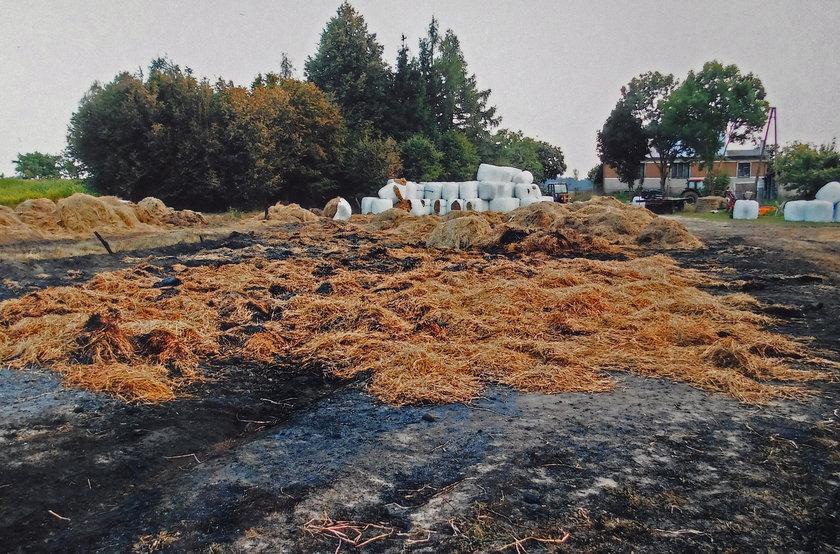 Dramat rodziny z Podlasia. Boją się, że sąsiedzi ich podpalą