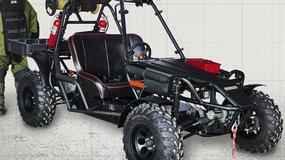 Torq LTEV - pojazd do zadań specjalnych