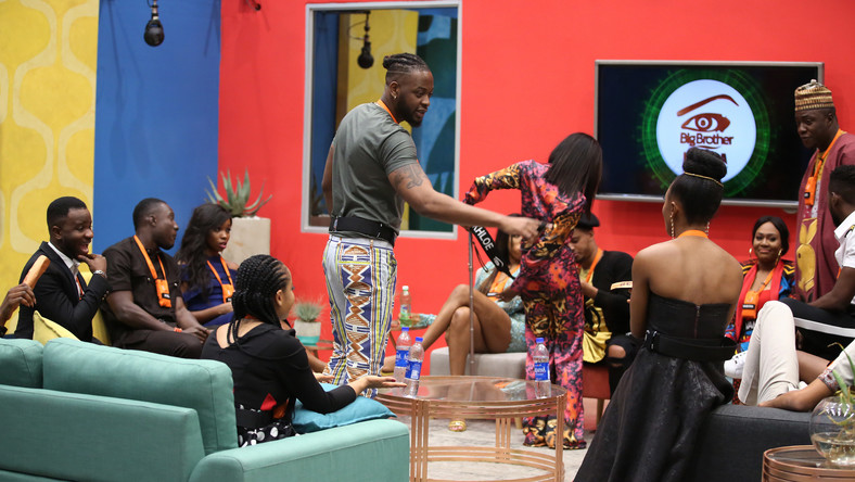 Image result for bbnaija 2019  ITS OFFICIAL! FULL LIST OF BBNAIJA 2019 HOUSEMATES RELEASED A Uk9kpTURBXy9kODBiYWYyODM1ODA4ZmUzMTA0NGYyN2E5YWI0ZDMwMi5qcGeSlQMAds0OxM0ITpMFzQMUzQG8gaEwAQ