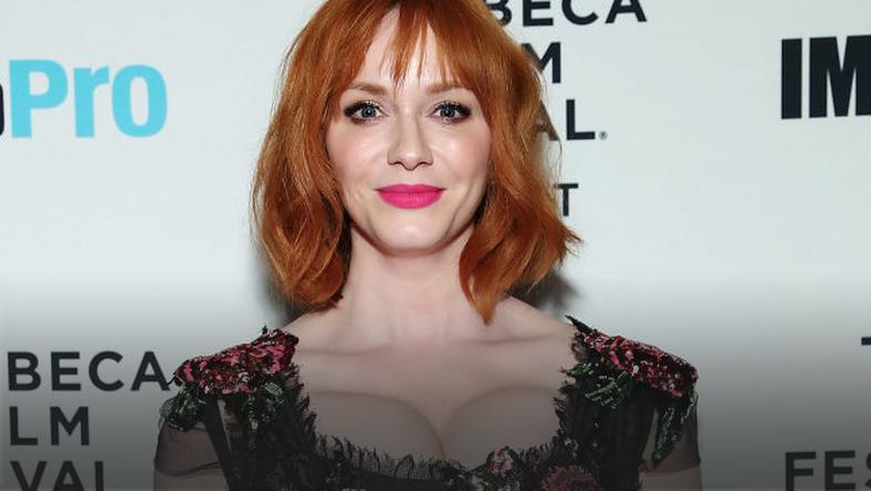 Christina Hendricks na Tribeca Film Festival