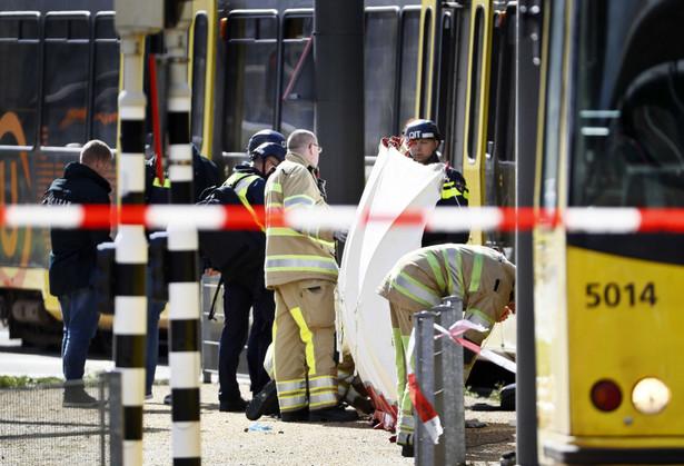 Utrecht. Atak z użyciem broni palnej