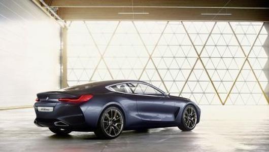 Wyciekły oficjalne zdjęcia BMW serii 8