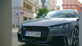Audi TT RS – koniec ze stereotypami   TEST