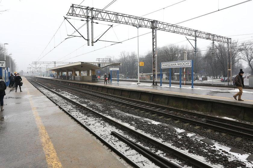 Nowy dworzec Warszawa Włochy
