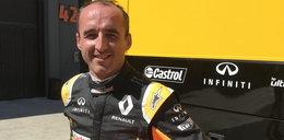 Kubica znowu pojedzie bolidem F1! To wielka szansa