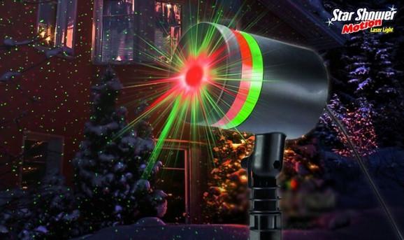 Laser Shower projektor