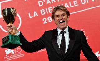 Willem Dafoe z nagrodą dla najlepszego aktora na festiwalu w Wenecji