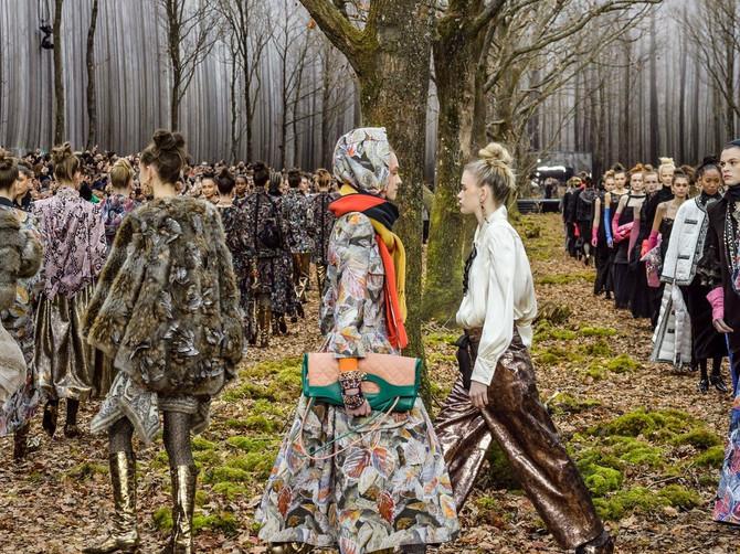 Šanelova ZAČARANA ŠUMA oduševila modni svet, ali zbog OVE STVARI je dobila i BRDO KRITKA: Evo o čemu se radi