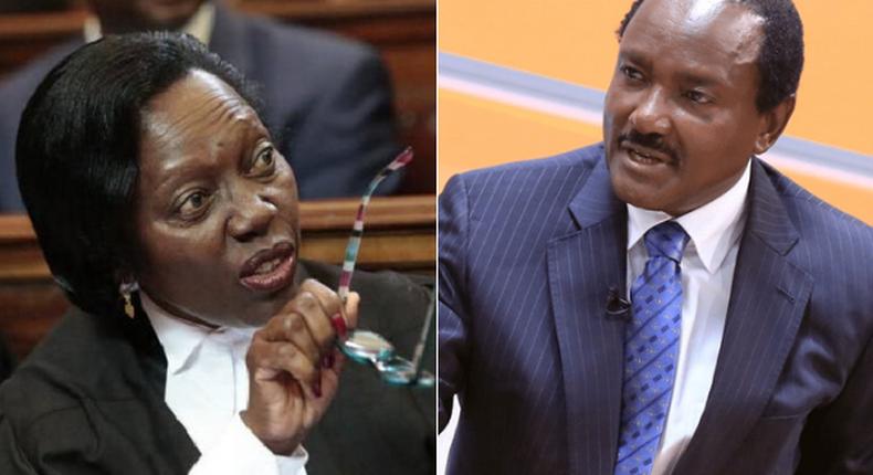 Why LSK has halted Senior Counsel process for Kalonzo Musyoka, Martha Karua