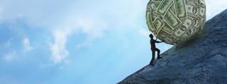 Wartość globalnego długu wzrosła do 233 bln dolarów