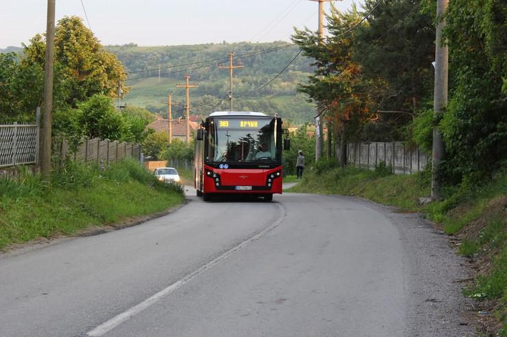 303 novi autobus