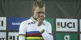 Polski kolarz przyłapany na dopingu. Był mistrzem świata
