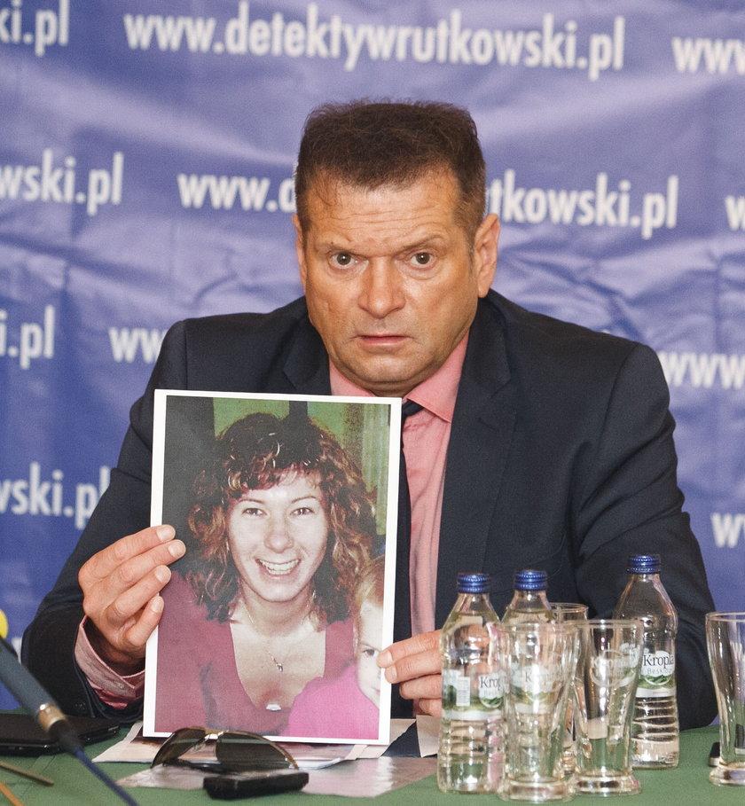 Katowice. Zatrzymanie policjanta Marka G., męża zaginionej Anny Garskiej