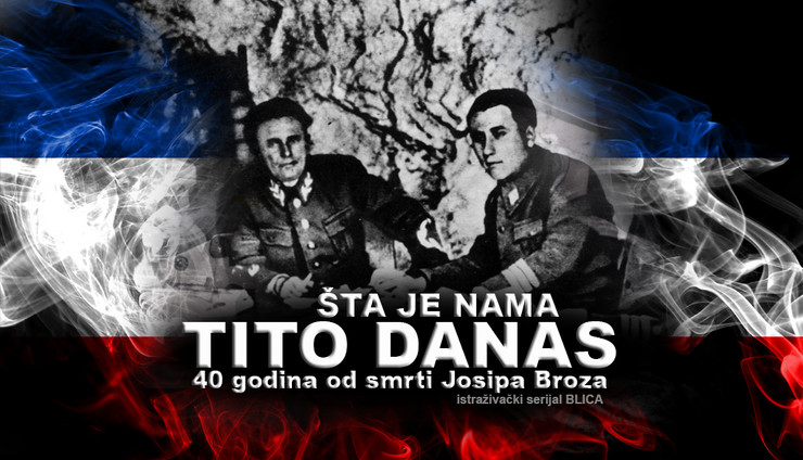Tito i Leka Ranković - rivalitet i mitovi