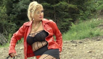 Kasprzyk w roli prostytutki. Ale zdjęcia!